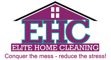 Elite Home Cleaning. Conquer the mess - reduce the stress!