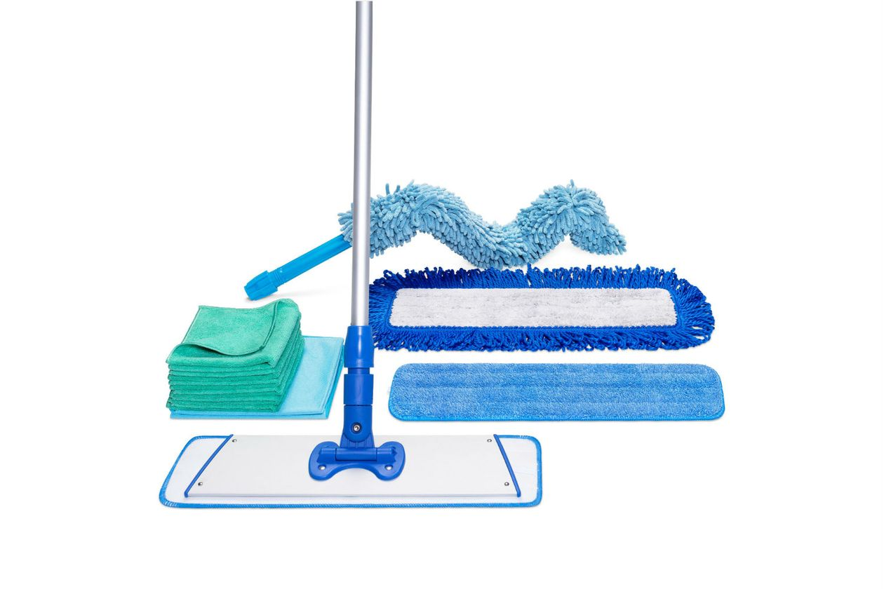 microfiber cleaning kit
